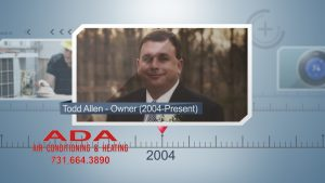 Todd Allen ADA Air Conditioning and Heating Jackson TN